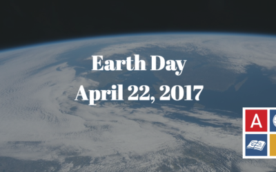 Take Action on Earth Day, April 22nd